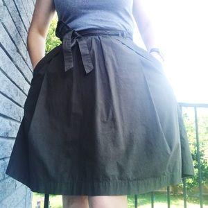 Adorable olive skirt